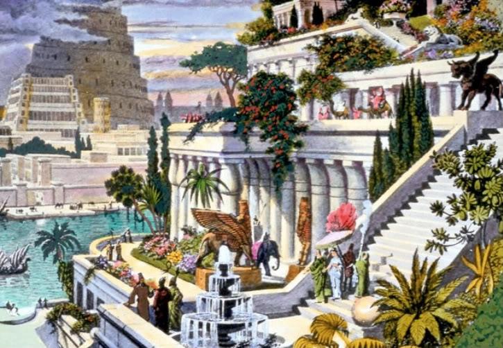 居鲁士巴比伦的征服和圣经预言